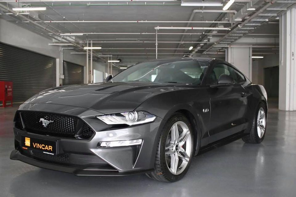 F1 weekend brings you a Ford Mustang 5.0 V8 GT Fastback trivia