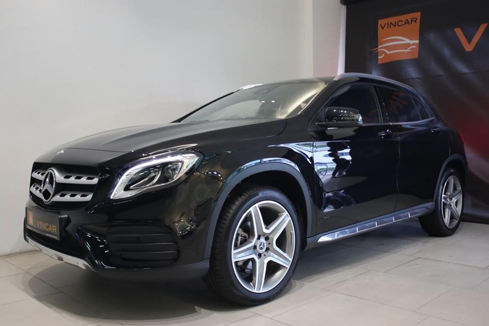 Facelift of Mercedes GLA200 AMG - Available!