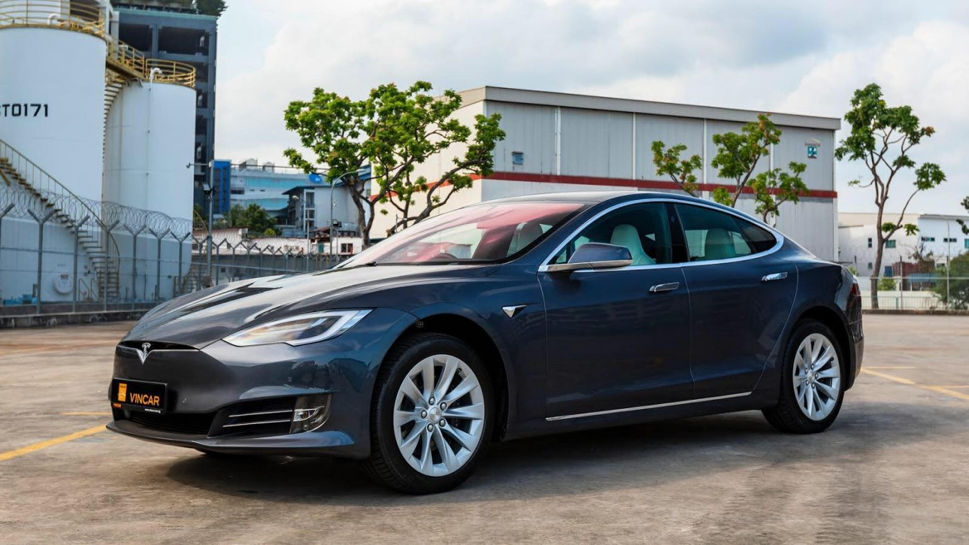 Focus on Electrification with the Tesla Model S 75D