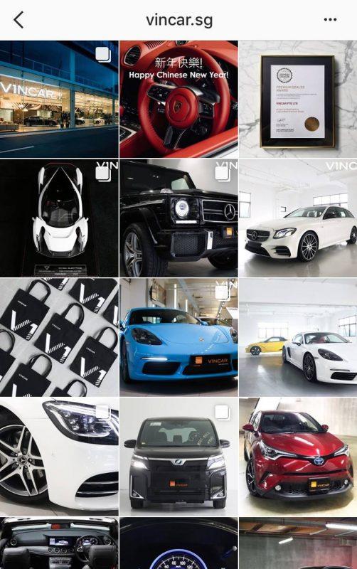 Follow us on Instagram! - VINCAR