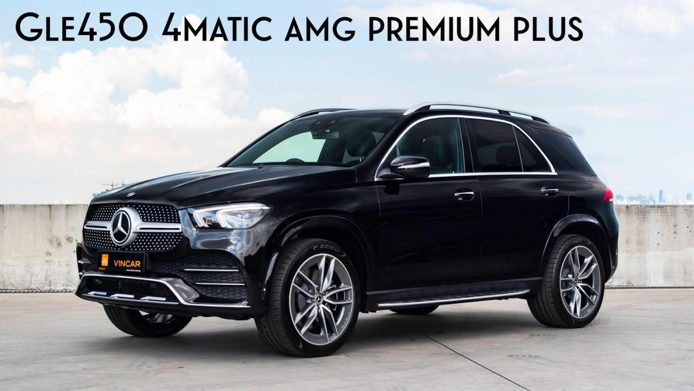 GLE450 4MATIC AMG Premium Plus (1)