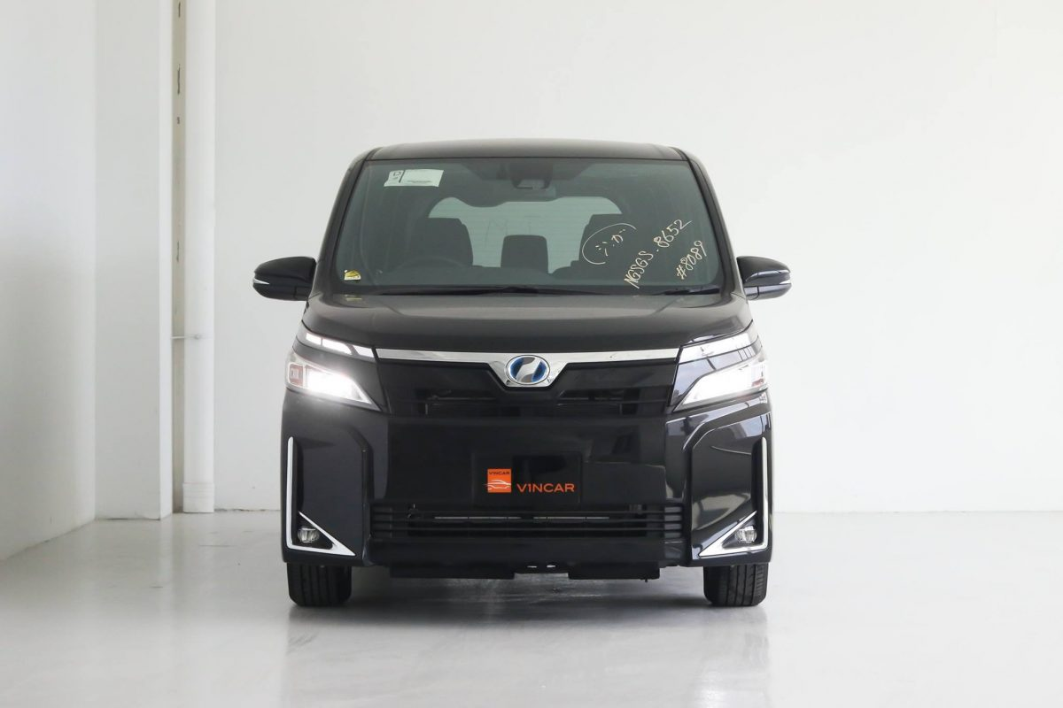 Good news if you still want a Toyota Voxy 1.8V Hybrid