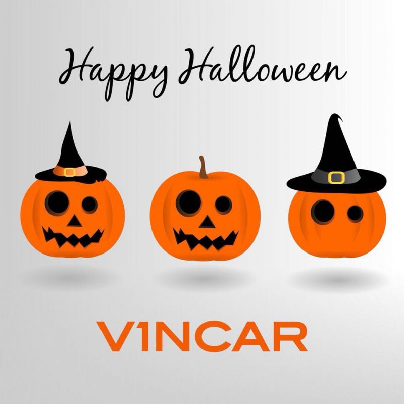 Happy Halloween! Treat yourself a new ride