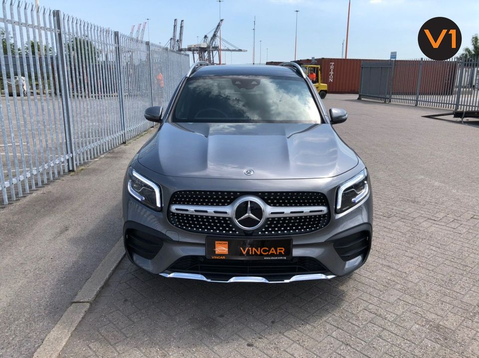 Heads up! Mercedes-Benz GLB220 is arriving!