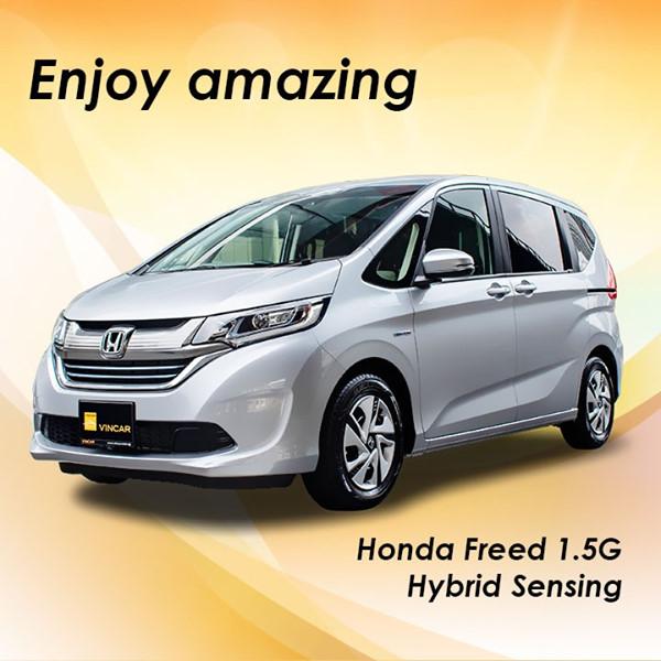 Honda-Freed-1.5G-Hybrid-Sensing