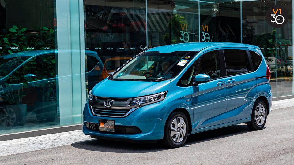 Watch our latest video on the Honda Freed Hybrid