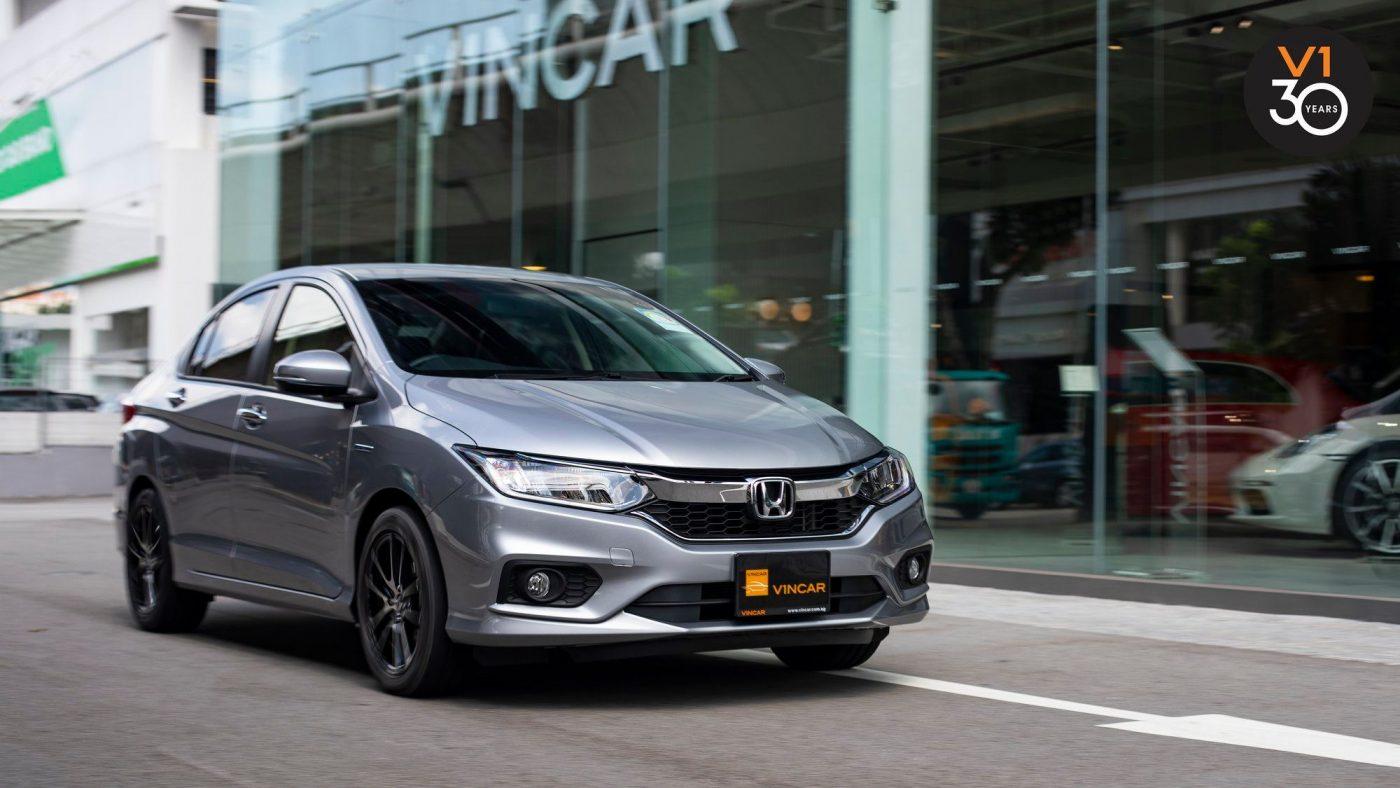 Honda Grace - 1