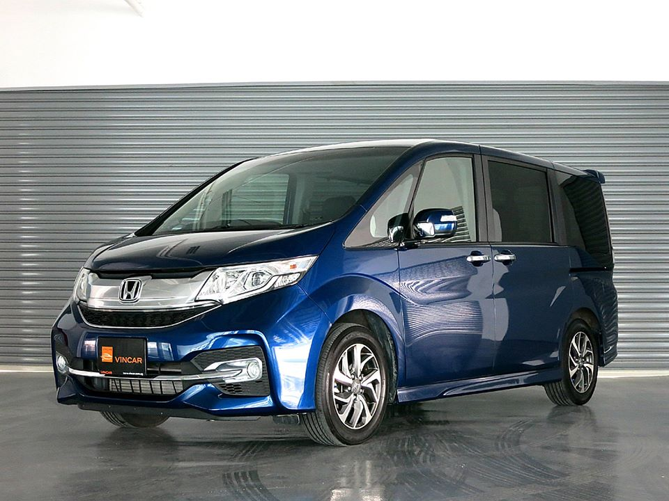 Honda Stepwgn is now on VINCAR