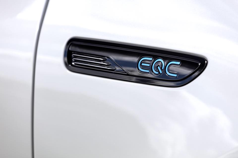 Introducing Mercedes-Benz electric sub-brand: EQ