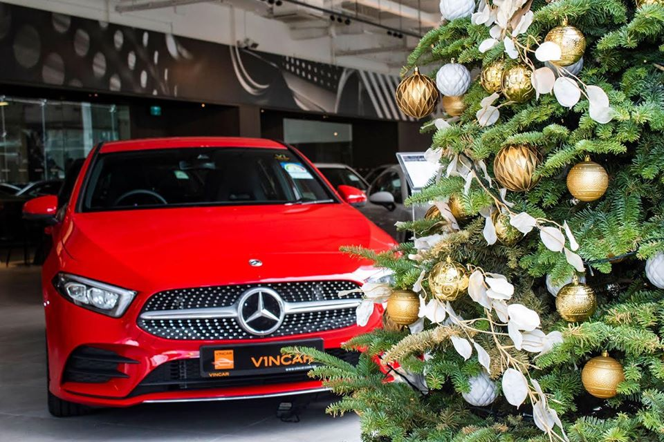It's beginning to look a lot like Christmas - at VINCAR