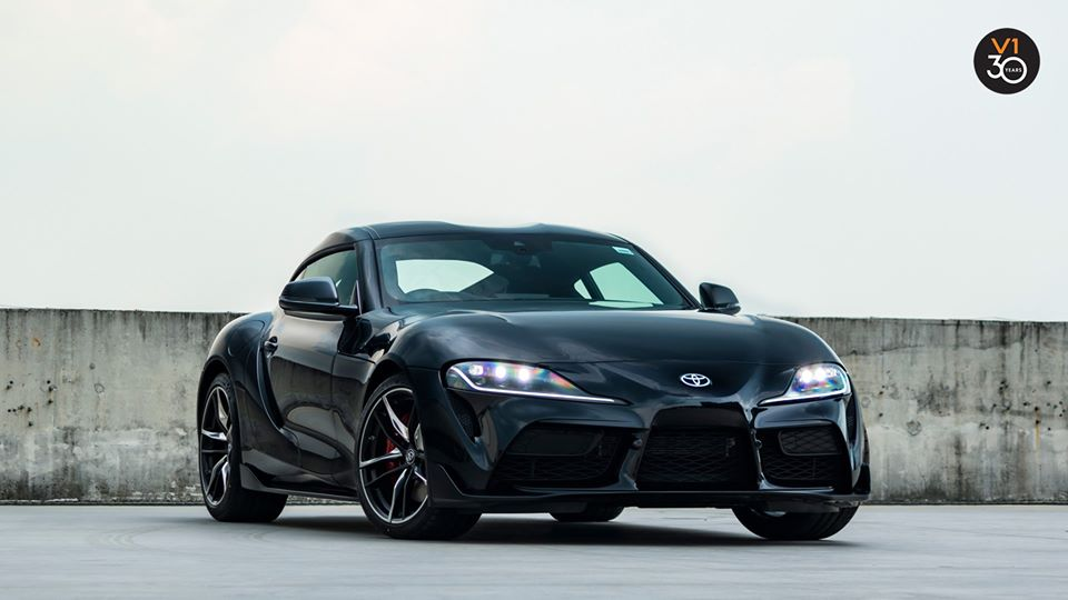 Japanese Sports Car Icon Toyota Supra is back!