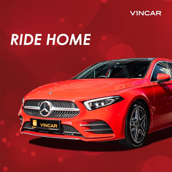 Kick off the New Year with a brand new car from VINCAR!