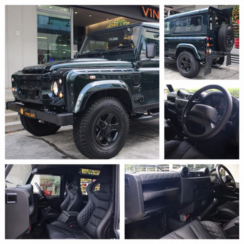 Land Rovers to checkout this week at our showrooms