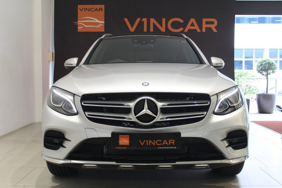 Grab your Mercedes Benz GLC250 / GLC250D now