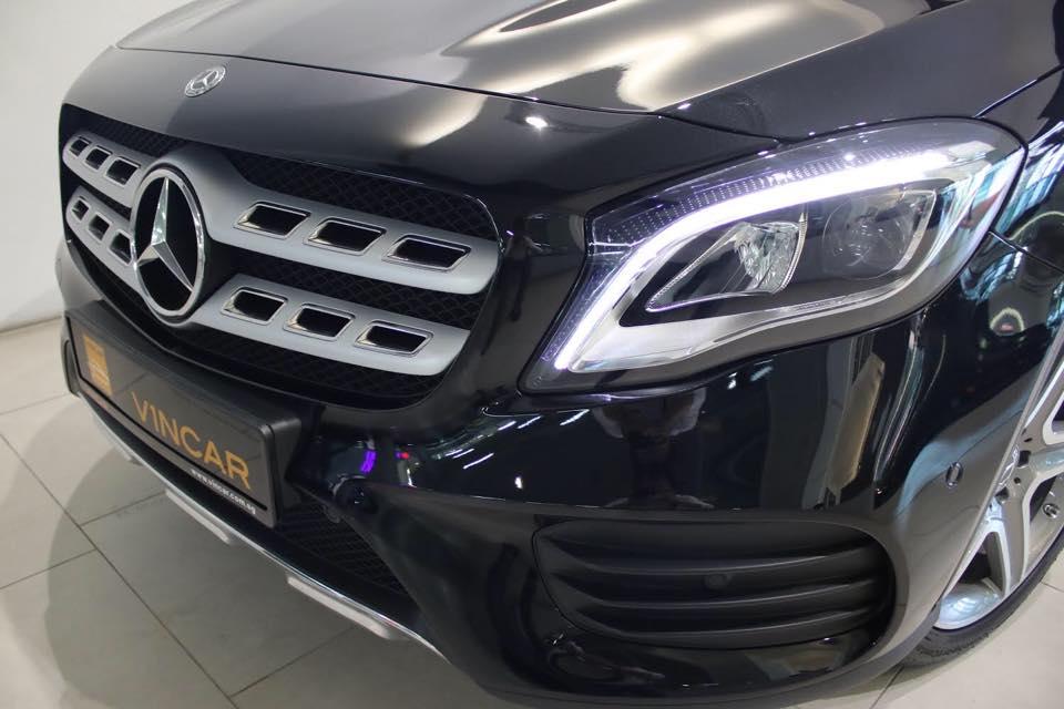 Looking even better - Mercedes-Benz GLA200 AMG Line