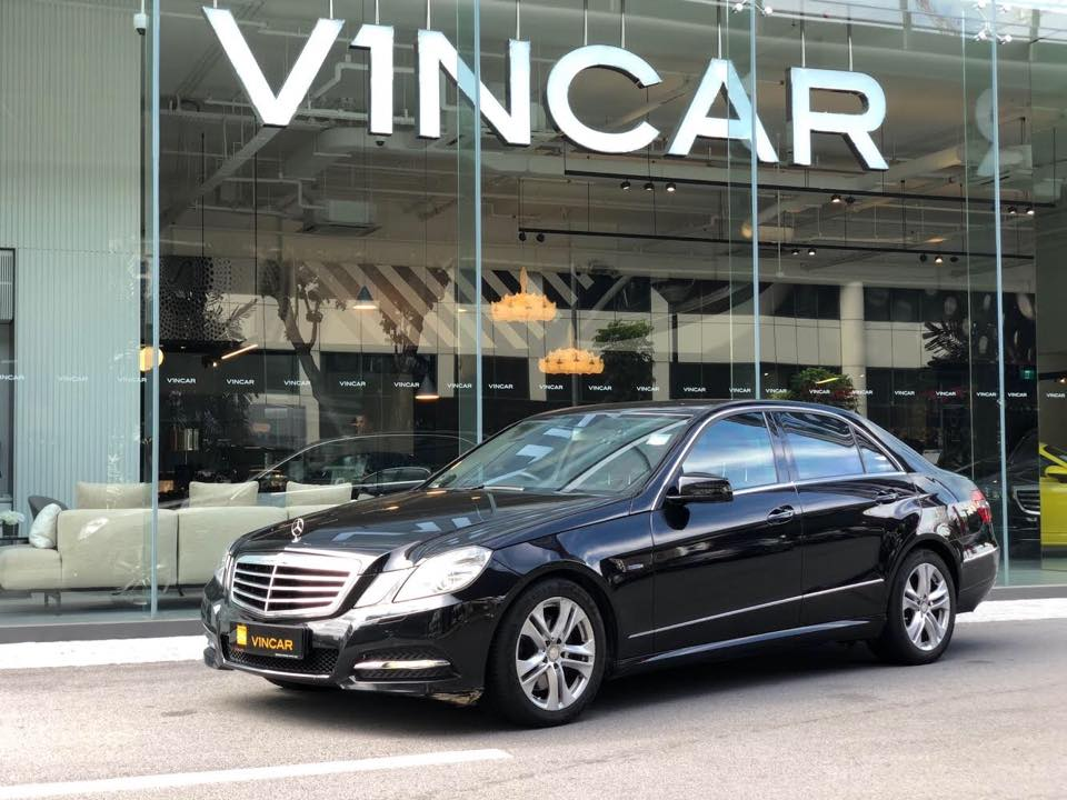Looking for pre-owned Mercedes-Benz saloons We got you