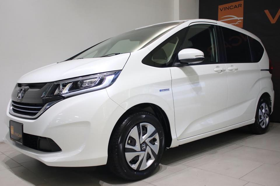 Low prices - new Honda Freed 1.5G Hybrid Sensing-