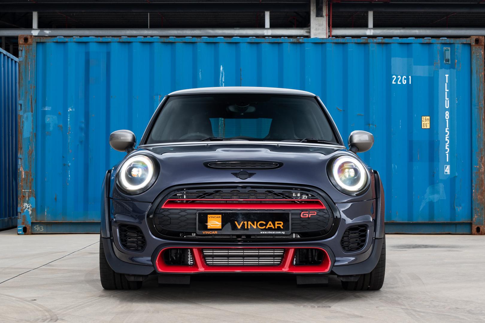 MINI JCW GP3 - Front Direct