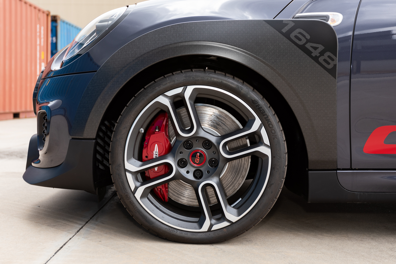 MINI JCW GP3 - Alloy Wheels