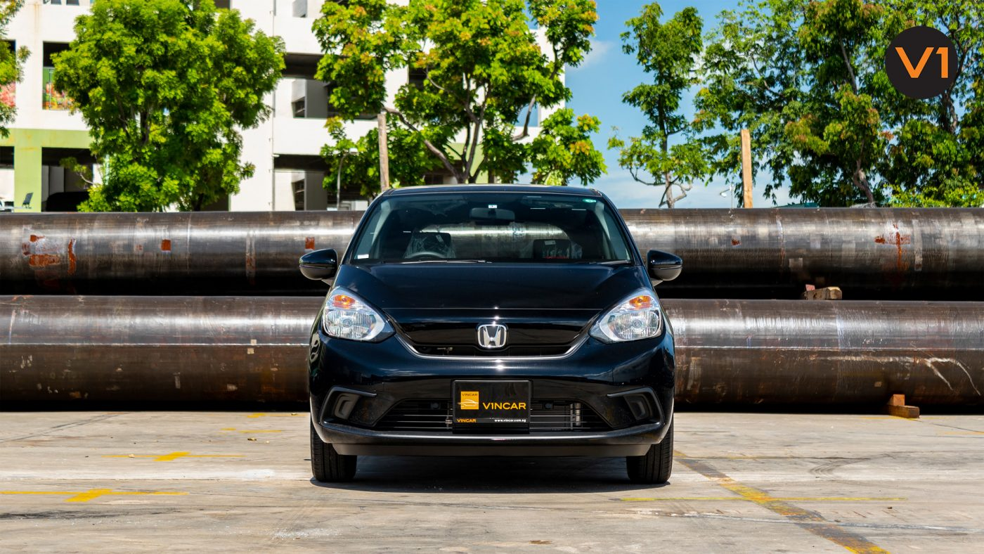 Honda Fit 2020 - Magic Seat