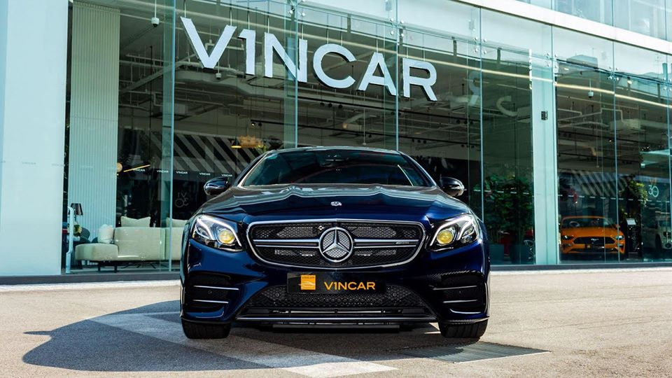 Mercedes-AMG E53 4MATIC+ Coupe - Front
