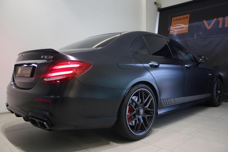 Mercedes-AMG E63 Edition 1 is finally here!