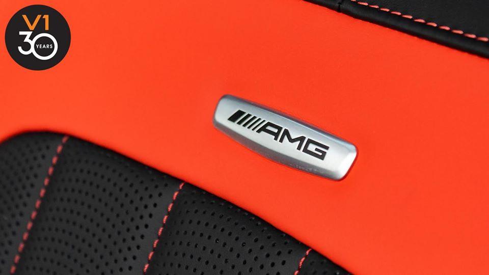 Mercedes-AMG G63 Edition 1 - AMG badge