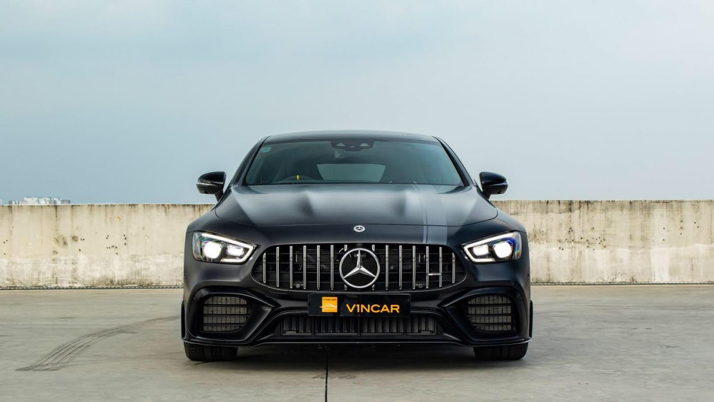 Mercedes-AMG GT63 S Edition 1 - Front