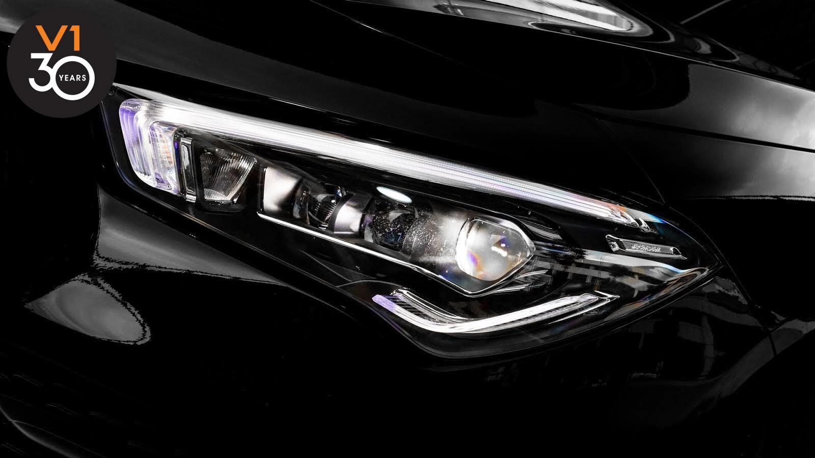 Mercedes-Benz CLA180 Coupe AMG Premium Plus - Headlamp
