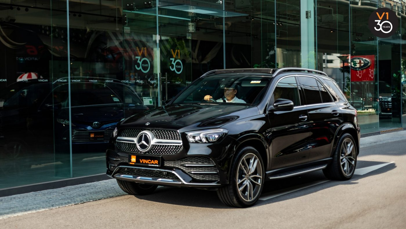 Mercedes-Benz M-Class has evolved into GLE - 1