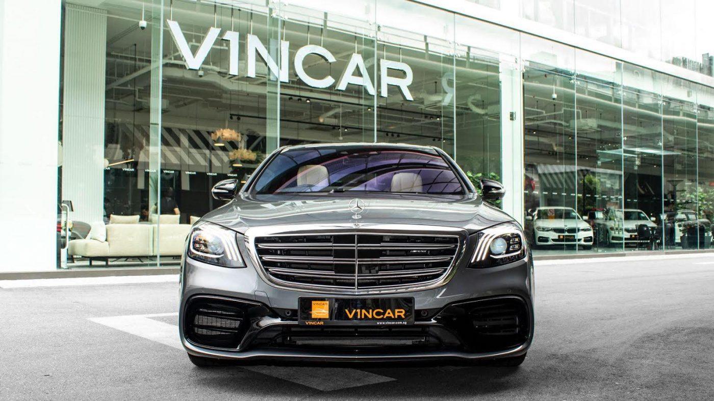 Mercedes-S63L-Front