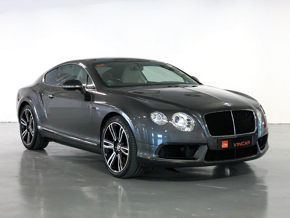 Bentley Continental GT (4.0 V8)