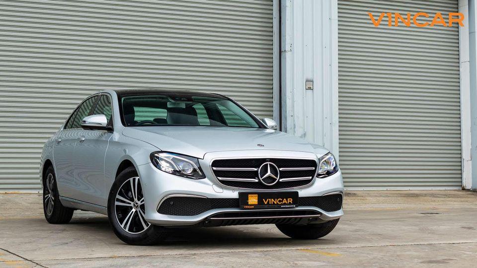 New 2020 Mercedes-Benz E200 Avantgarde Premium Plus - finally here!
