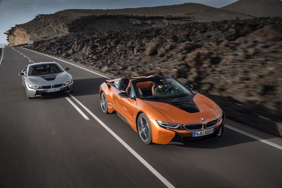 New BMW i8, E63S AMG Estate wins - more news here