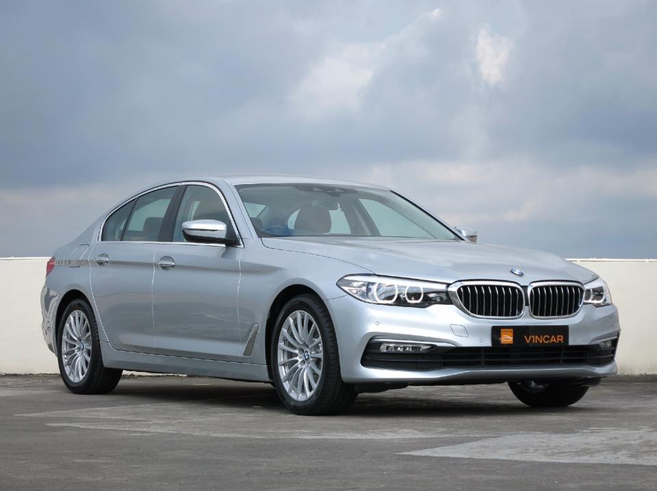 New G30 BMW 530i SE Saloon available now!