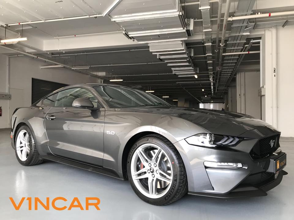 New Mustang 5.0 GT Fastback is truly a high performing car!