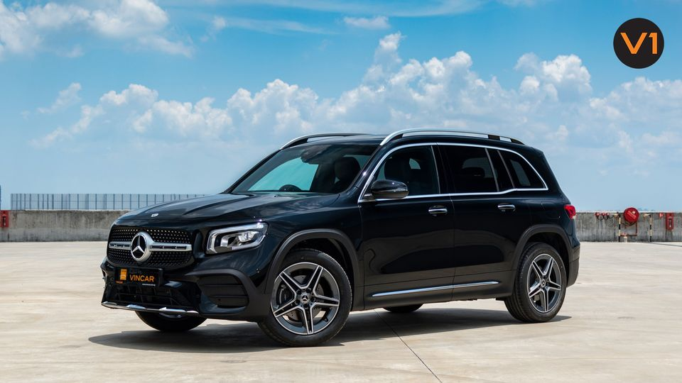 New SUV Reached our Shores Mercedes-Benz GLB200