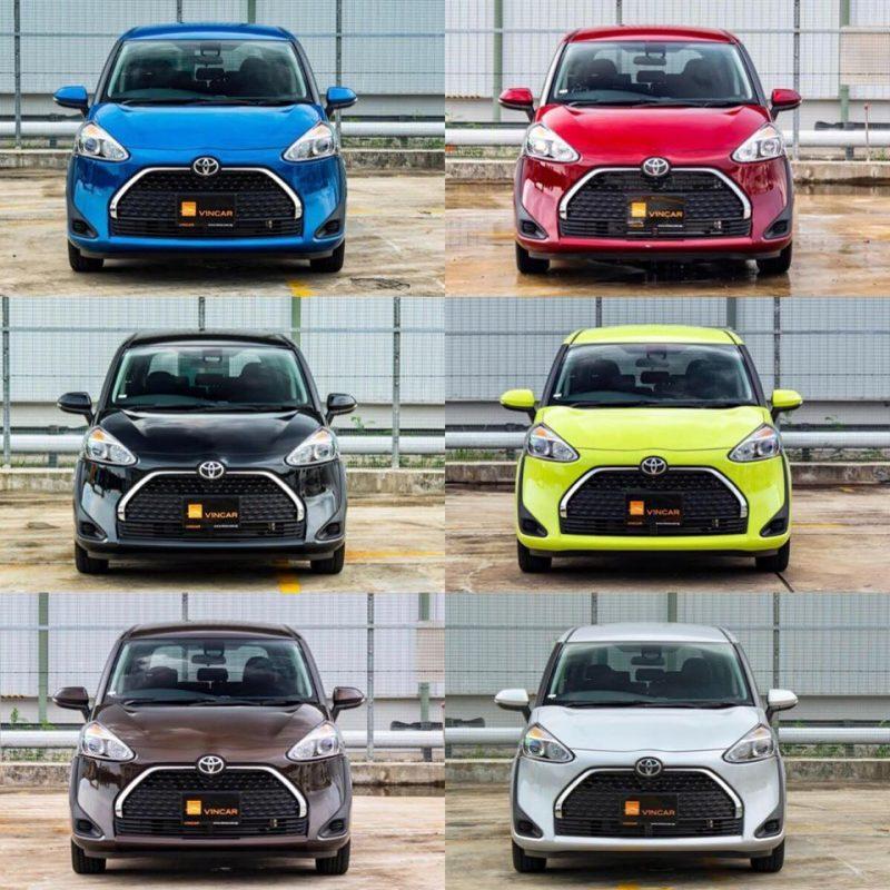 New Toyota Sienta Arriving Soon!