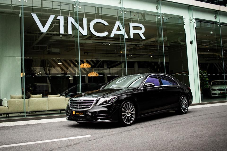 Newly face-lifted Mercedes-Benz S500L AMG is finally here!