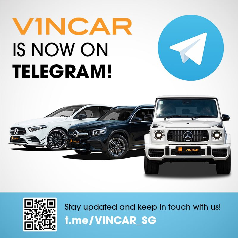 Official Telegram Channel - VINCAR