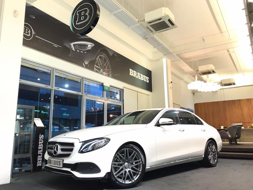 Official and Exclusive New Car Retailer of BRABUS