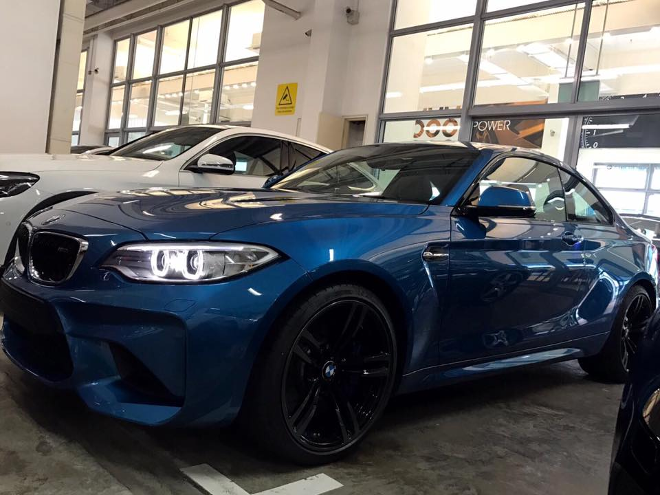 One unit of BMW M2 Coupe available today!