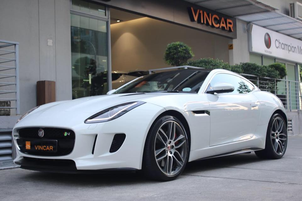 Performance machine - Jaguar F-Type R is here!