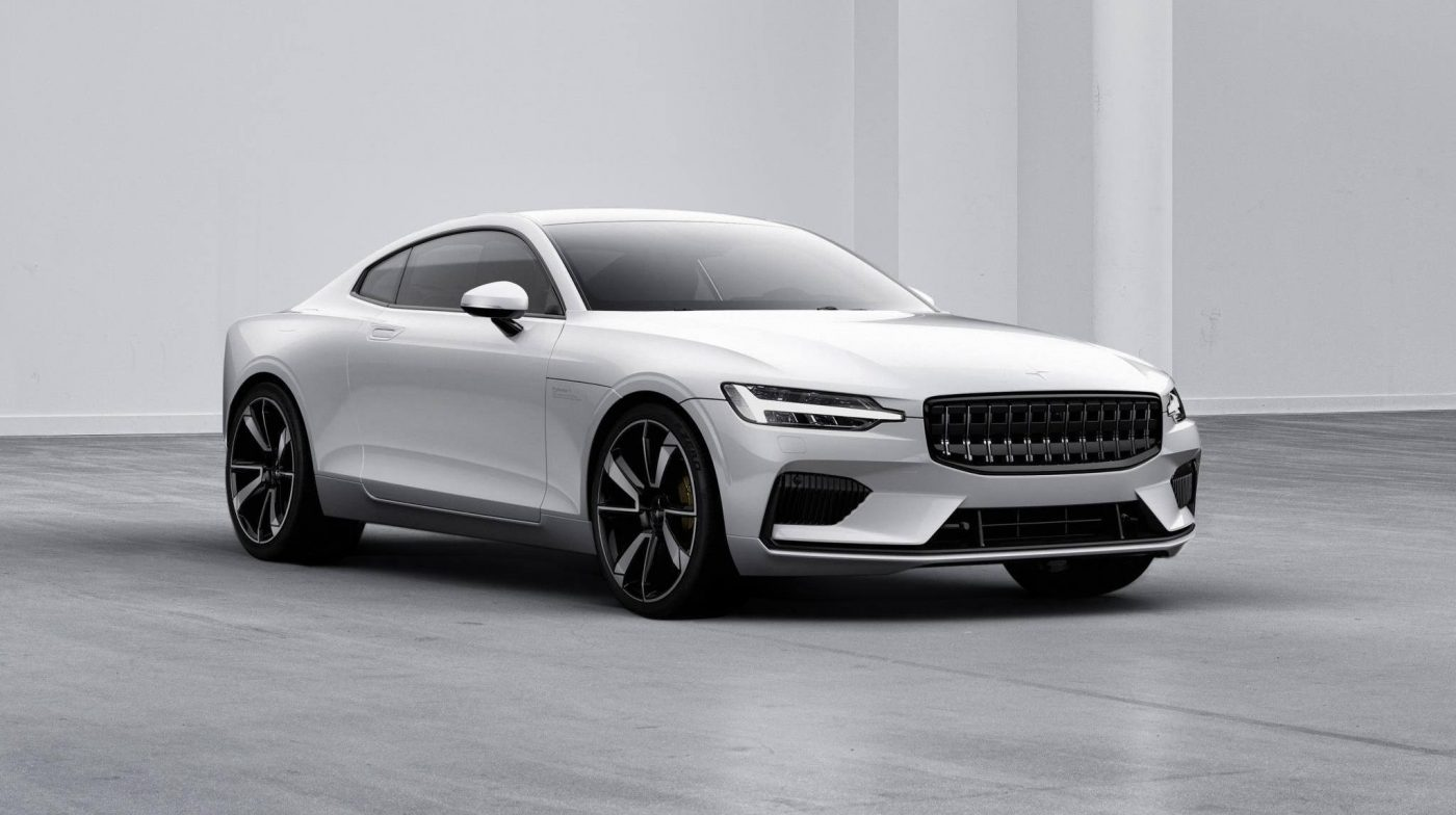 Performance of automotive cars today - Read more here!-Polestar 1