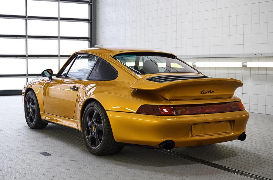 Porsche Classic newest addition to the collector's item