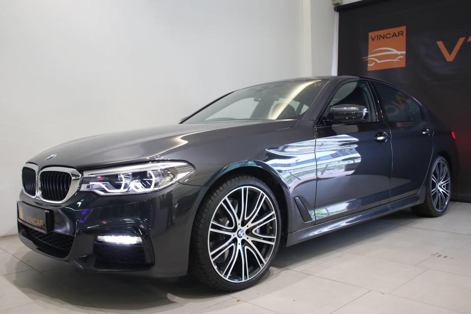 Powerful 5 Series model available - the BMW 540i xDrive