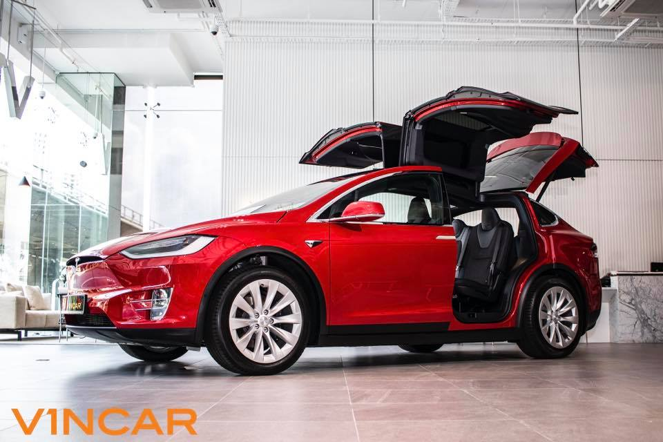 Presenting some facts about the Tesla Model X 75D