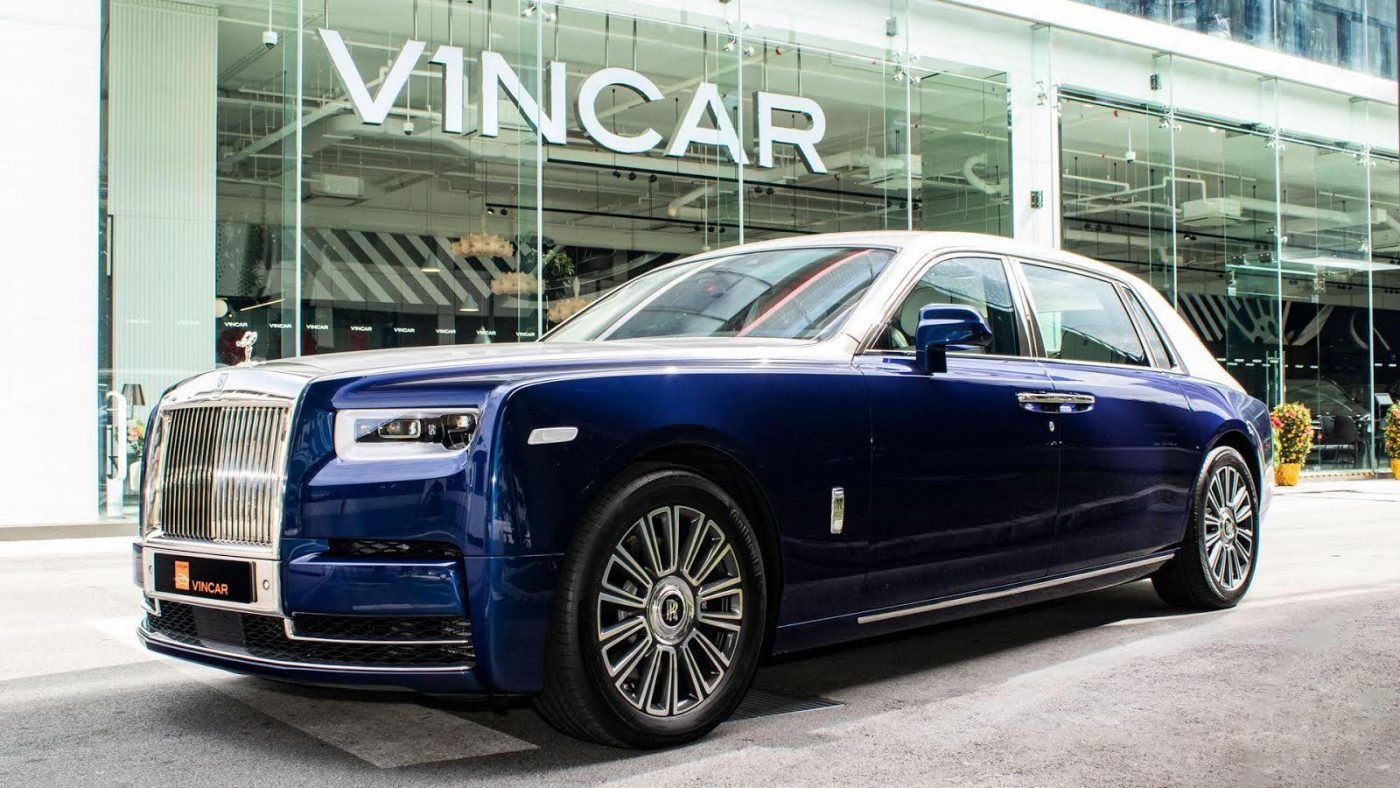Roll with this all-new Rolls-Royce Phantoms!