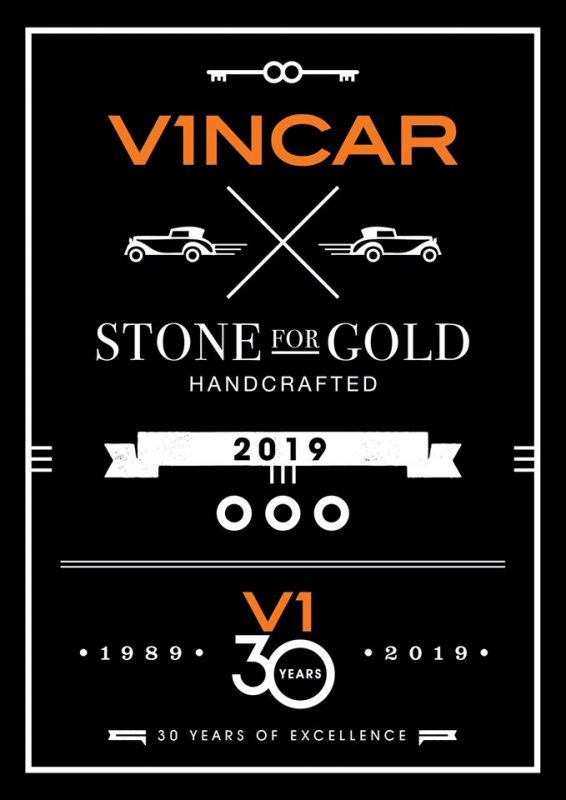 Stone For Gold Collaboration Details are soon to release
