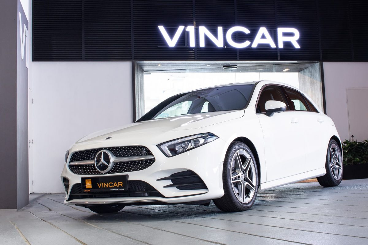 Take this weekend to get a close look at A200 AMG
